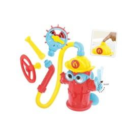 yookidoo zabawka do wanny strażak ready freddy