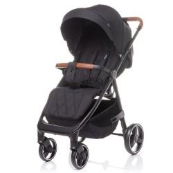 4baby stinger wózek spacerowy black