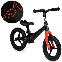 momi ulti rowerek biegowy czarny
