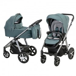 baby design husky 2021 wózek 2w1 105