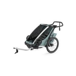 thule chariot cross 1 przyczepka rowerowa alaska
