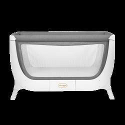 shnuggle air cot conversion kit zestaw do powiększania łóżeczka dove