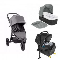 baby jogger city elite 2 wózek 4w1