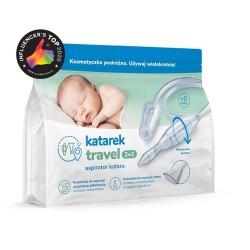katarek travel 2w1 aspirator kataru dla dzieci