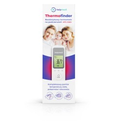 helpmedi thermofinder termometr bezdotykowy