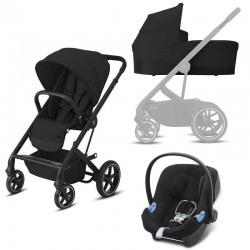 cybex balios s lux wózek 3w1