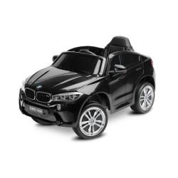 toyz bmw x6m pojazd na akumulator black