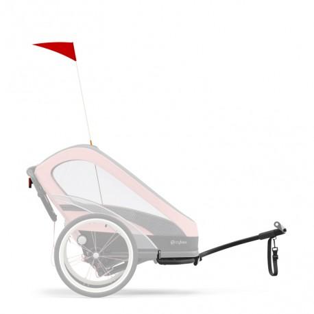 cybex zeno akcesoria zestaw rowerowy