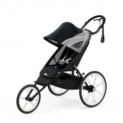 cybex avi one box all black wózek do biegania