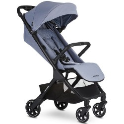 easywalker jackey wózek spacerowy steel grey
