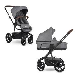 easywalker harvey3 premium wózek wielofunkcyjny 2w1 diamond grey