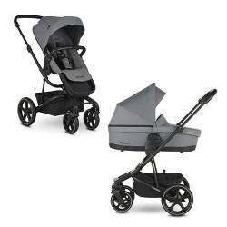 easywalker harvey3 premium wózek wielofunkcyjny 2w1 fossil grey