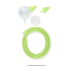 nosiboo pro accessory set green
