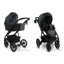 bexa line 2.0 eco wózek 2w1 101