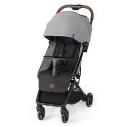 kinderkraft nubi wózek spacerowy grey