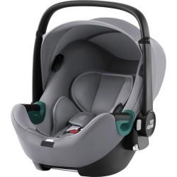 britax & romer baby-safe isense fotelik frost grey