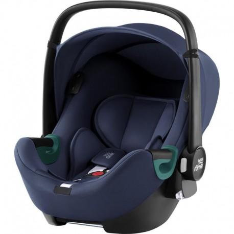 britax & romer baby-safe isense fotelik indigo blue