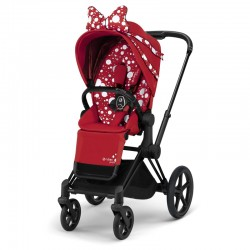 cybex e-priam 2.0 petticoat wózek smart