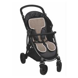 aircuddle cool seat wkładka antypotowa do wózków dziecięcych earth