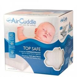 aircuddle top safe mata ochraniająca antypotowa 120x60