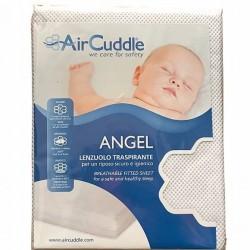 aircuddle angel prześcieradło oddychające 120x60