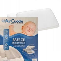 aircuddle breeze poduszka antypotowa dla dziecka 50x32