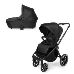 muuvo quick 3.0 wózek 2w1 black