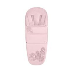 cybex śpiworek do wózka simply flowers pink