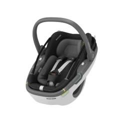 maxi cosi coral 360 fotelik samochodowy essential black