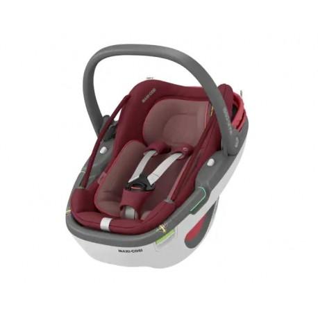 maxi cosi coral 360 fotelik samochodowy essential red
