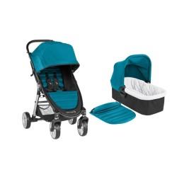 baby jogger city mini 2 4w wózek 2w1 promo
