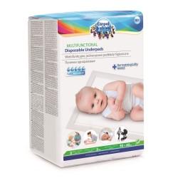 canpol babies wielofunkcyjne podkłady higieniczne 10 szt.