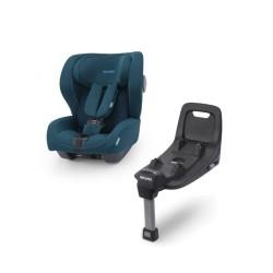 recaro kio fotelik samochodowy + baza i-size