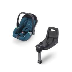 recaro avan fotelik samochodowy + baza i-size
