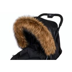 cottonmoose foxy futerko na budkę wózka amber
