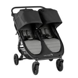 baby jogger wózek city mini gt 2 podwójny slate