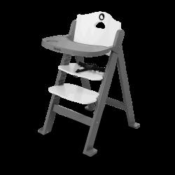 lionelo floris krzesełko do karmienia grey stone