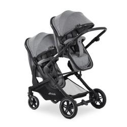 hauck atlantic twin wózek bliźniaczy 2w1