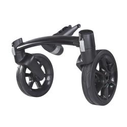 quinny oś przednia 2-kołowa do wózka moodd