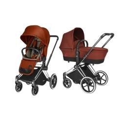 cybex wózek priam lux  + gondola