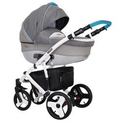 coletto wózek florino carbon/eco 2w1