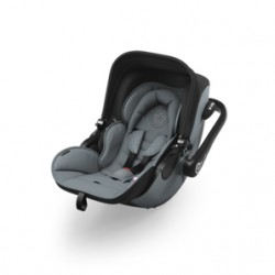 KIDDY FOTELIK EVOLUNA I-SIZE STEEL GREY