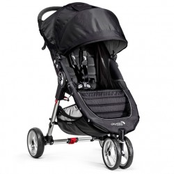 BABY JOGGER WÓZEK CITY MINI SINGLE BLACK/GRAY