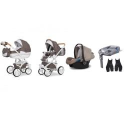 riko wózek brano luxe 4w1