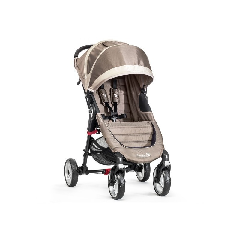 Baby Jogger W 243 Zek City Mini Single 4 Kołowy
