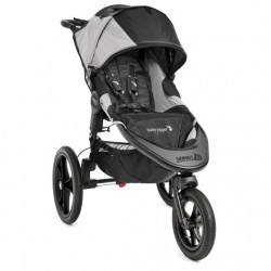 BABY JOGGER WÓZEK SUMMIT X3 BLACK GRAY