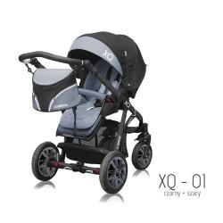 babyactive wózek spaceowy xq