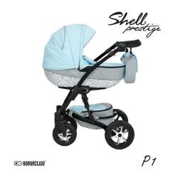 babyactive shell prestige wózek 2w1