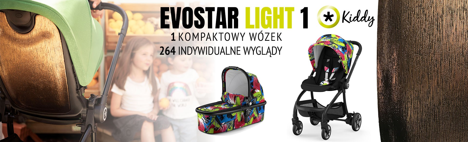 KIDDY EVOSTAR LIGHT1