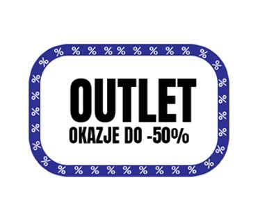 OUTLET 50%